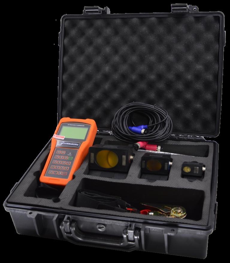 Flowmasonic WUF 100 J Ultrasonic Flow Meter