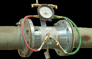 Gerang Venturi Flow Meter