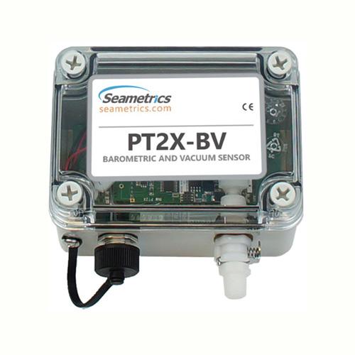 Seametrics PT2x-BV Barometrics & Vacuum with Datalogging