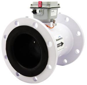 Seametrics electromagnetic flow meter WMX