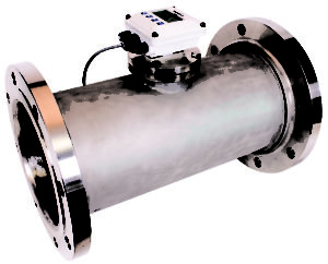 Seametrics WTS Turbine Body Steel Flow Meter