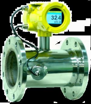 xonic10G Inline ultrasonic Flow Meter
