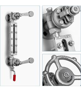 Process Level Gauges TC Fluid Control