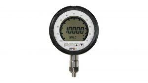 """IP65 Digital Pressure Gauge with 5.5"""" Display PG10"""