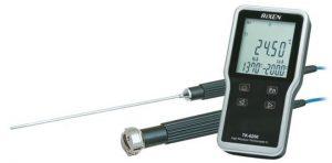 Digital Precision Thermometer TU-6200 Dual K input