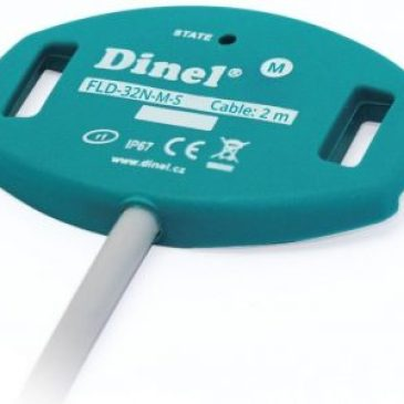 "Dinel FLD–32 Thru Wall Level Switch ""Flexi Watch"""