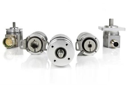 Posital Fraba IXARC Magnetic Rotary Encorders